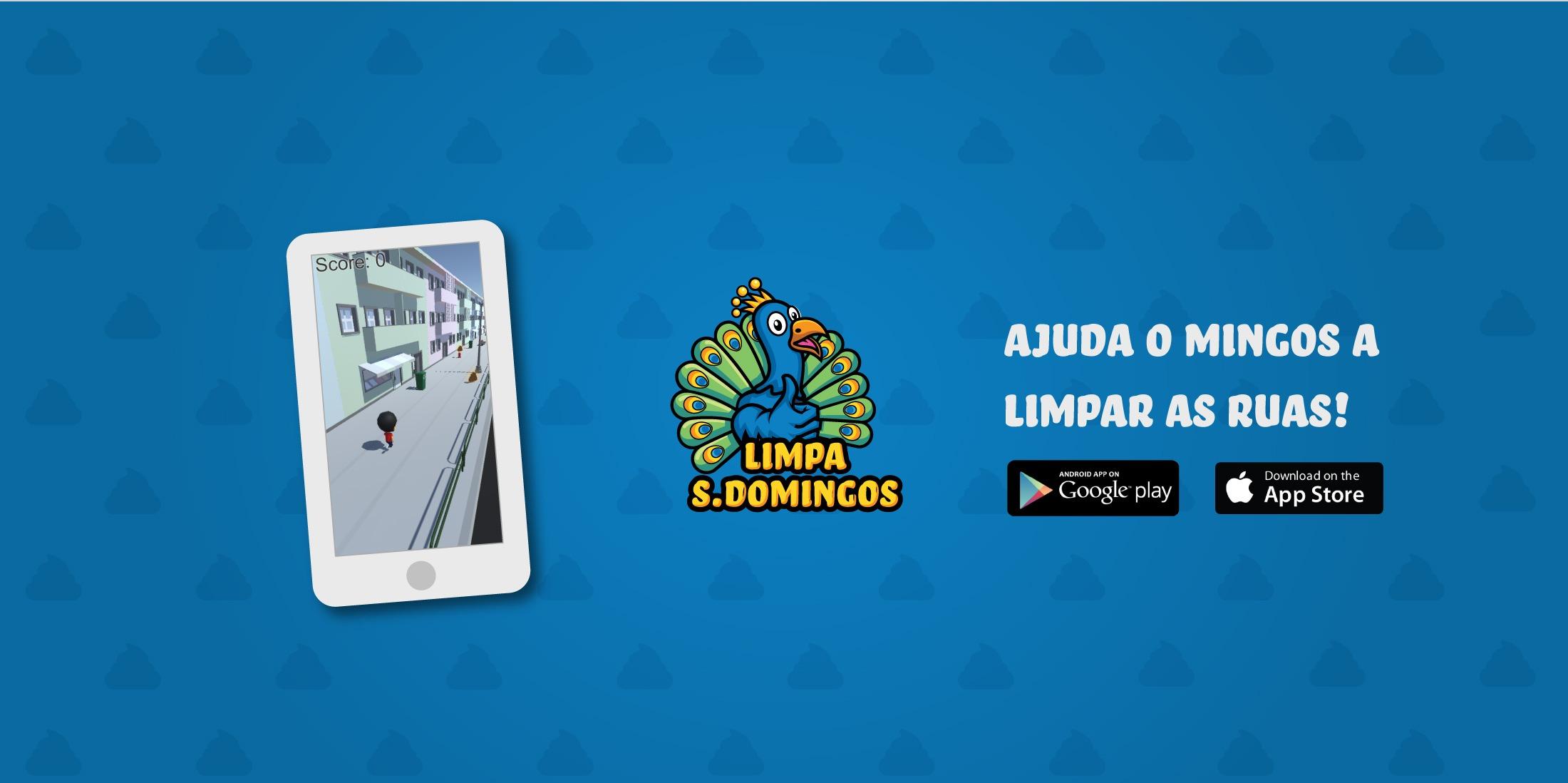 Desenvolvimento de app Limpa São Domingos