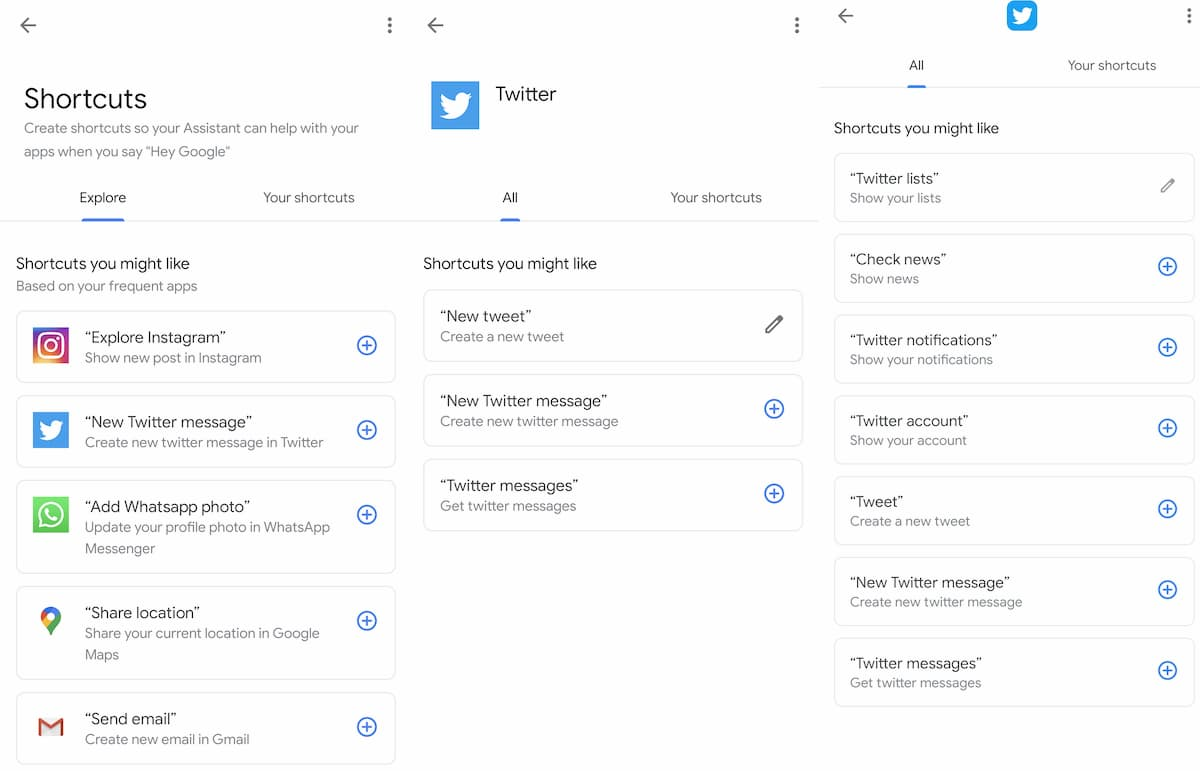 Google Assistant ganha integração com apps