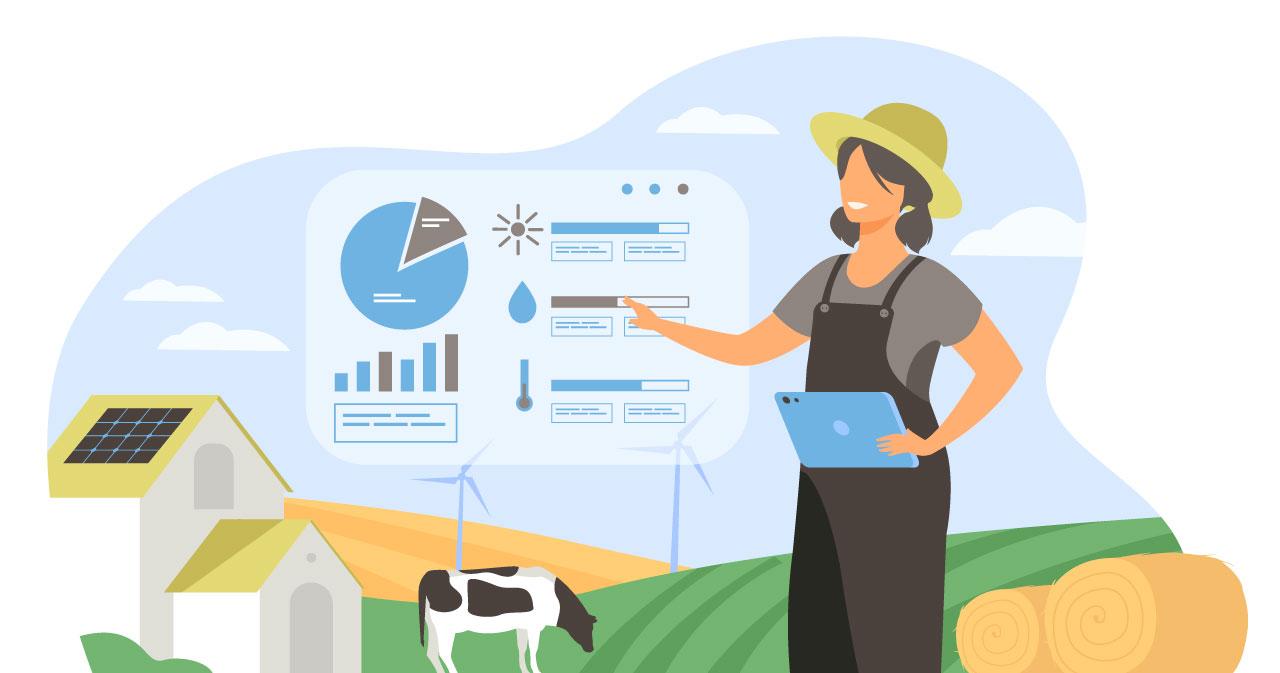 Inovação digital na agricultura