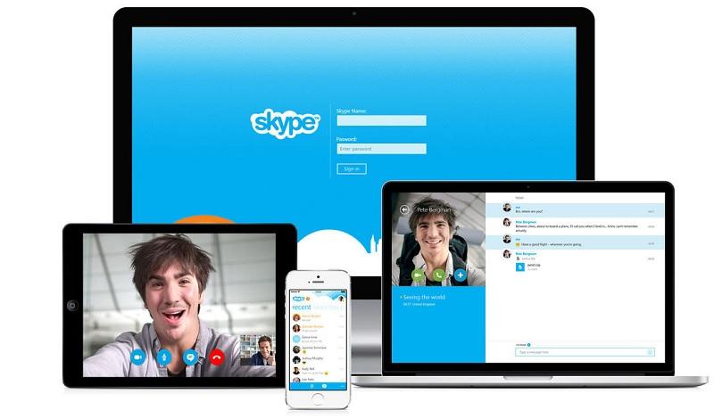 Skype agora permite até 100 participantes numa chamada